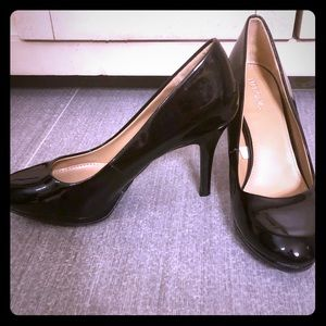Merona Patent Leather Heels 5.5